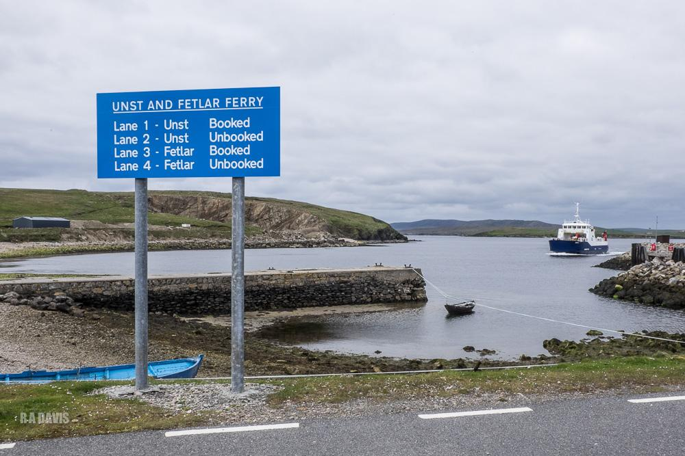 travel to Shetland