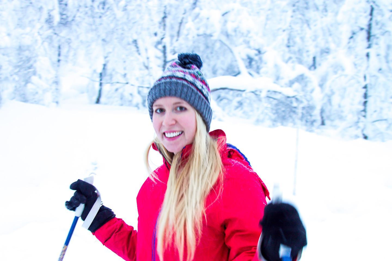 skiing Rauland Norway