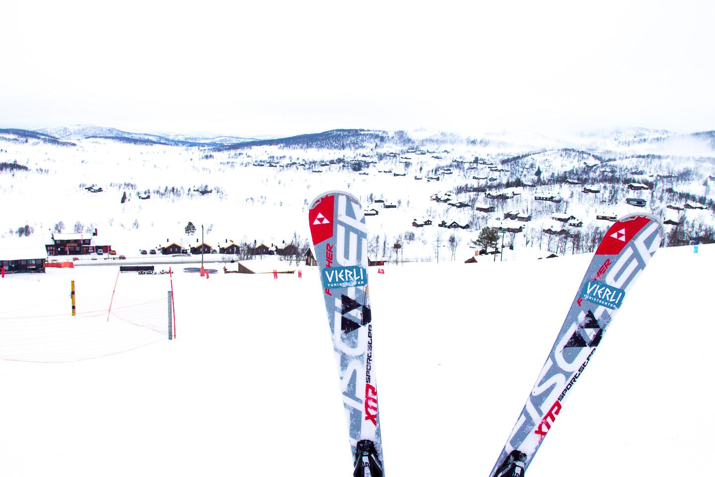 skiing Norway Telemark Vierli