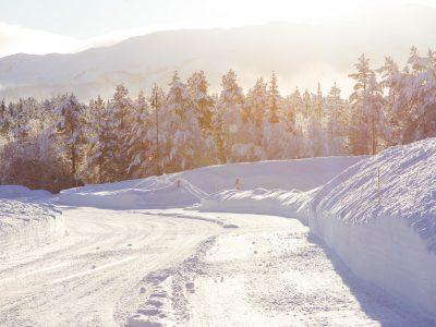 Norway's Prettiest Winter Landscape
