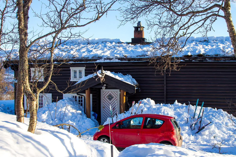 rauland telemark norway cabin