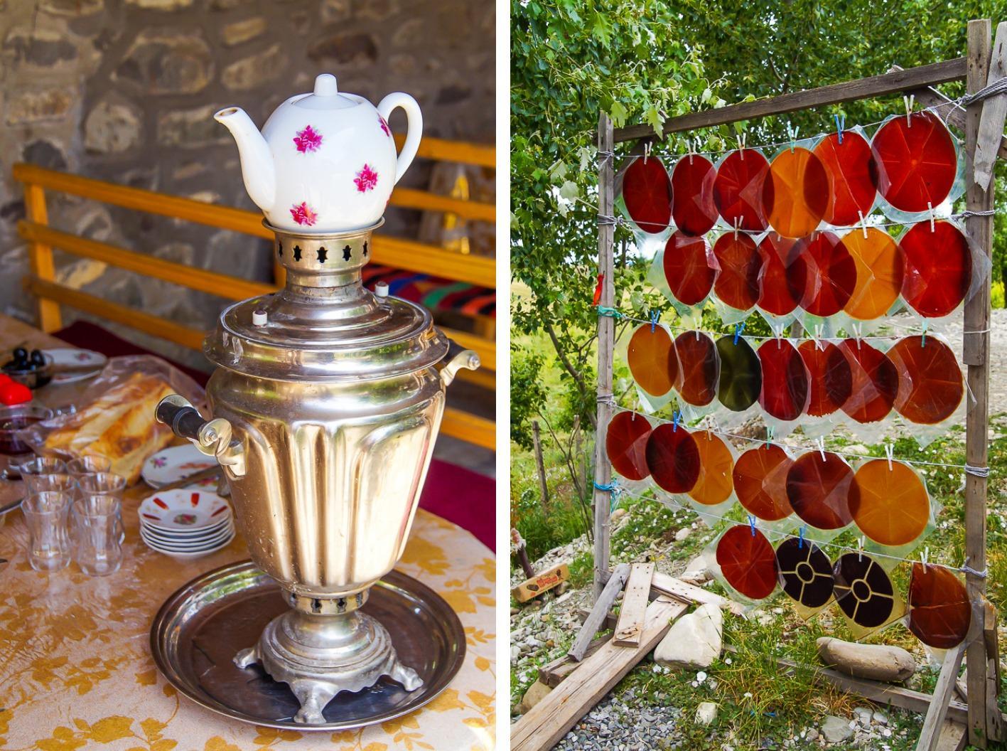 teatime Kish Azerbaijan