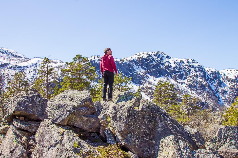 Urdbøuri, Arabygdi, Telemark