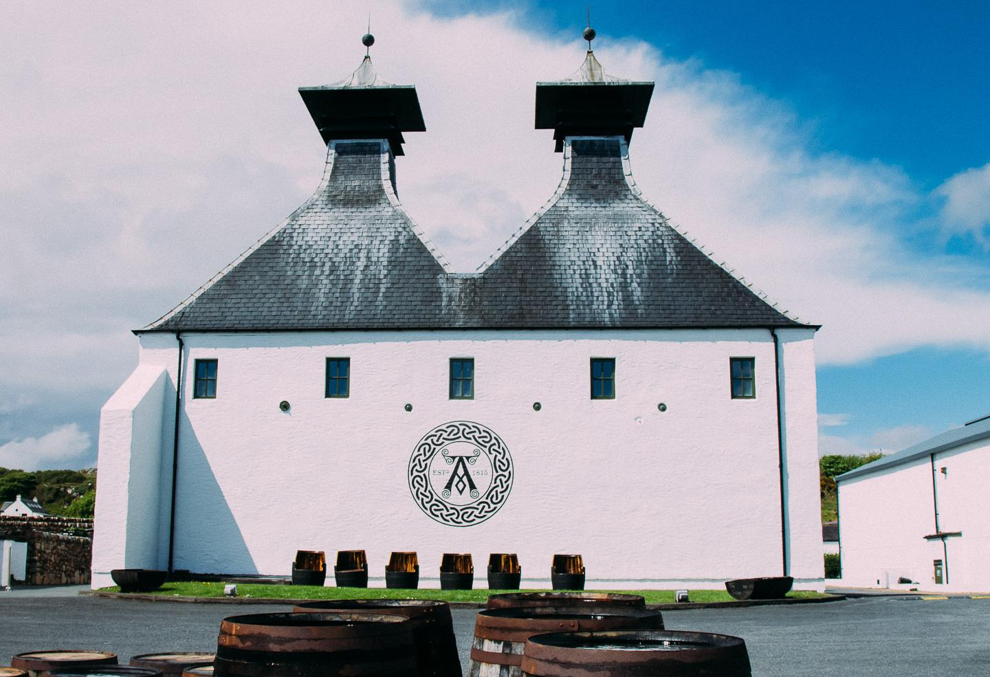ardbeg distillery islay scotland