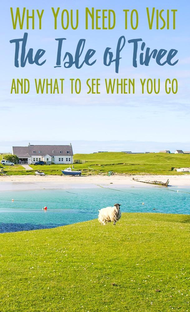 This small Hebridean isle off the Western coast of Scotland isn't on many travel itineraries, but it should be. Read why you need to visit this little beach island, and what you should see and do while you're there!