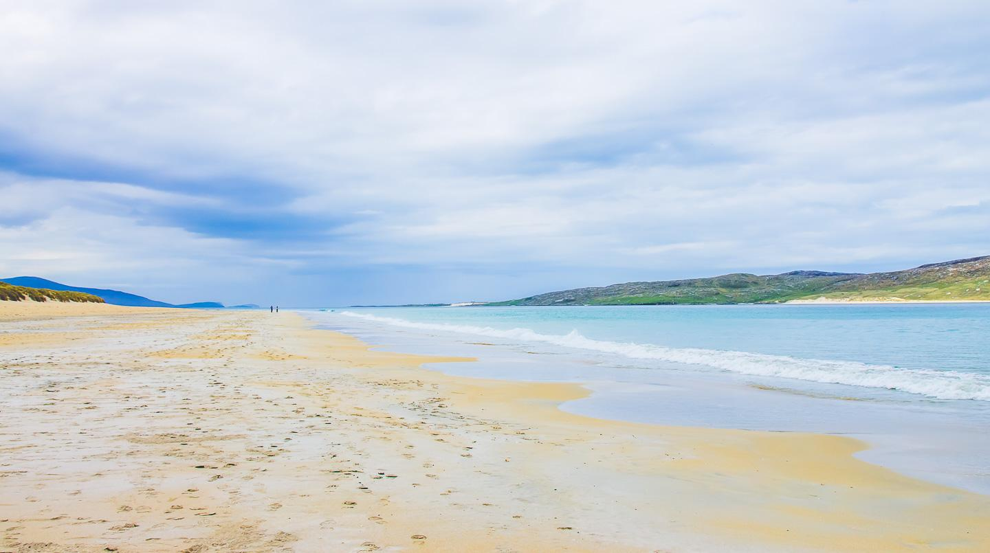 lewis harris hebrides beaches scotland