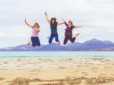 lewis harris hebrides beaches scotland
