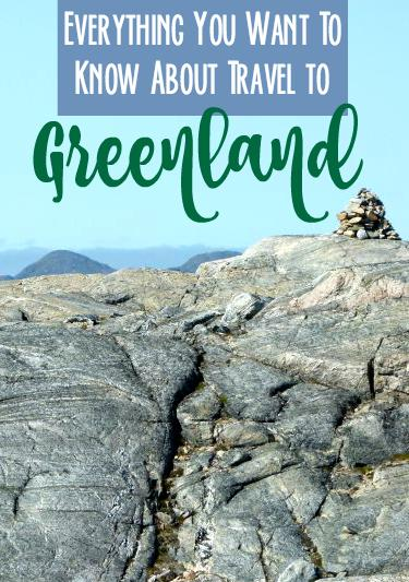"Are you ready to travel way off the beaten path? Head to ""one of the last frontiers"" - Greenland! Read on to quickly learn all the basics about travel to Greenland - what to see, how to get around, where to stay, what to eat, and of course, why you need to visit!"