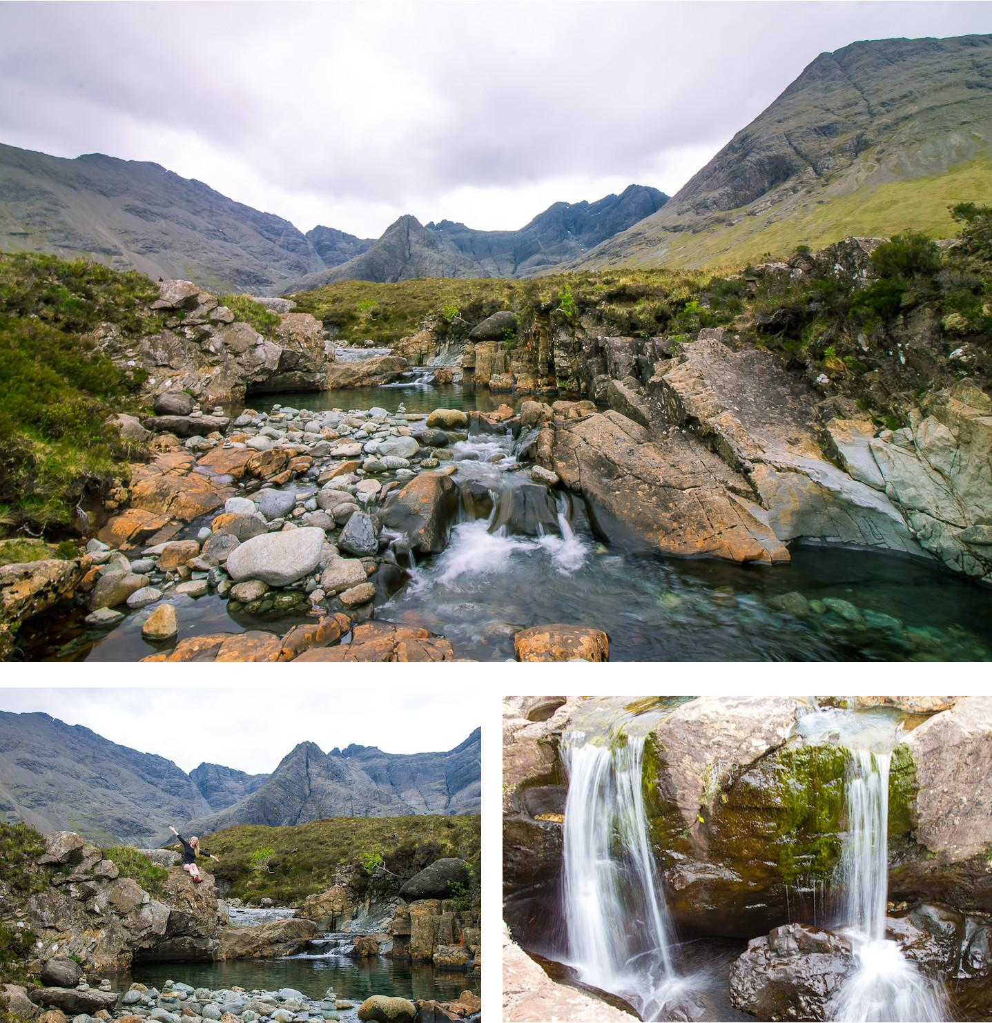 fairy pools isle of skye travel