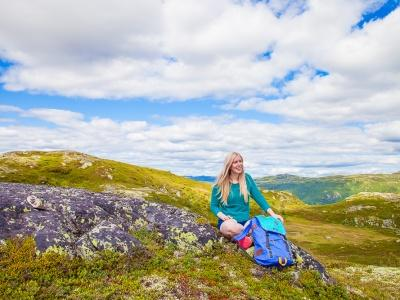 hiking hardangervidda norway