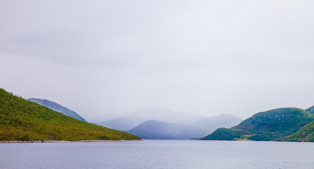 ferry hardangervidda