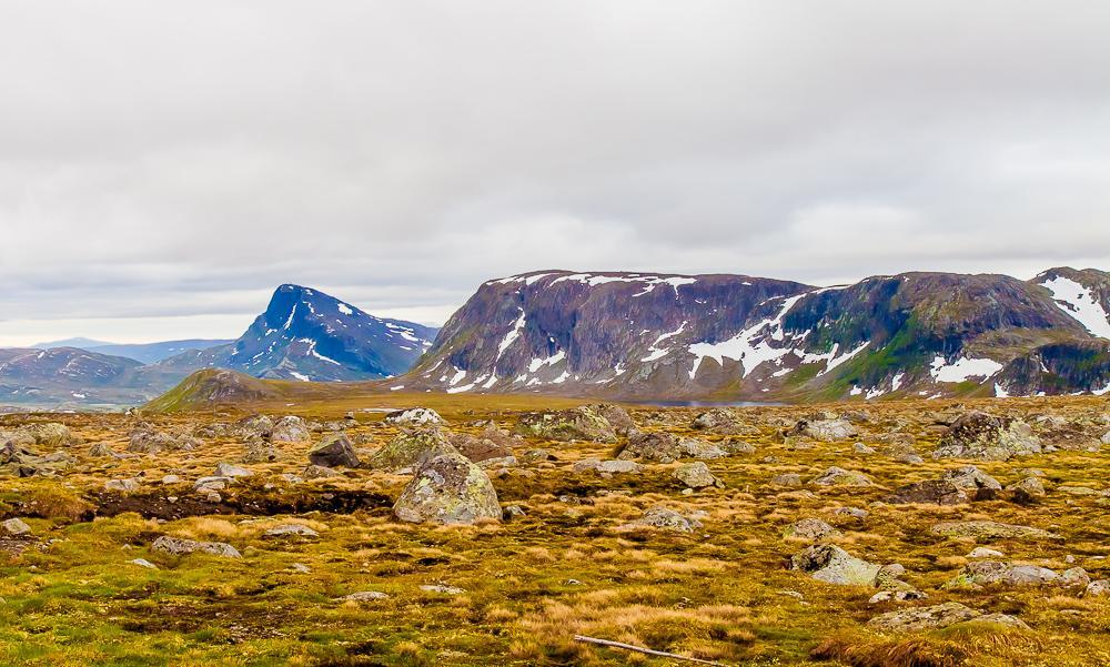 jotunheimen national park road 51 norway