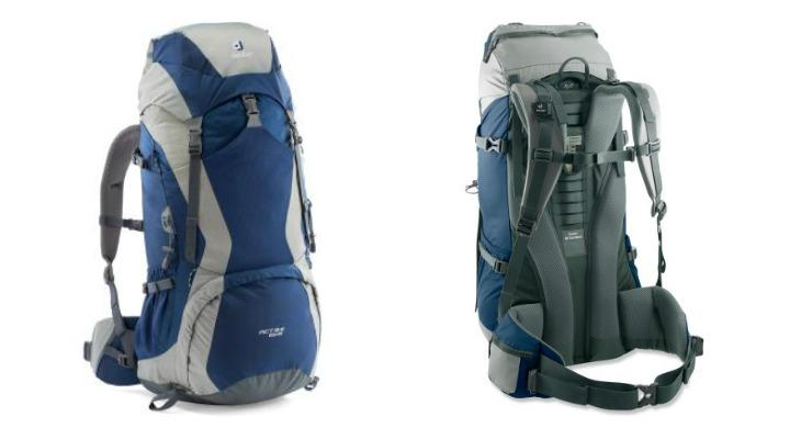Unbiased Review: Deuter ACT Lite 65 + 10 Liter Backpack - Heart My Backpack