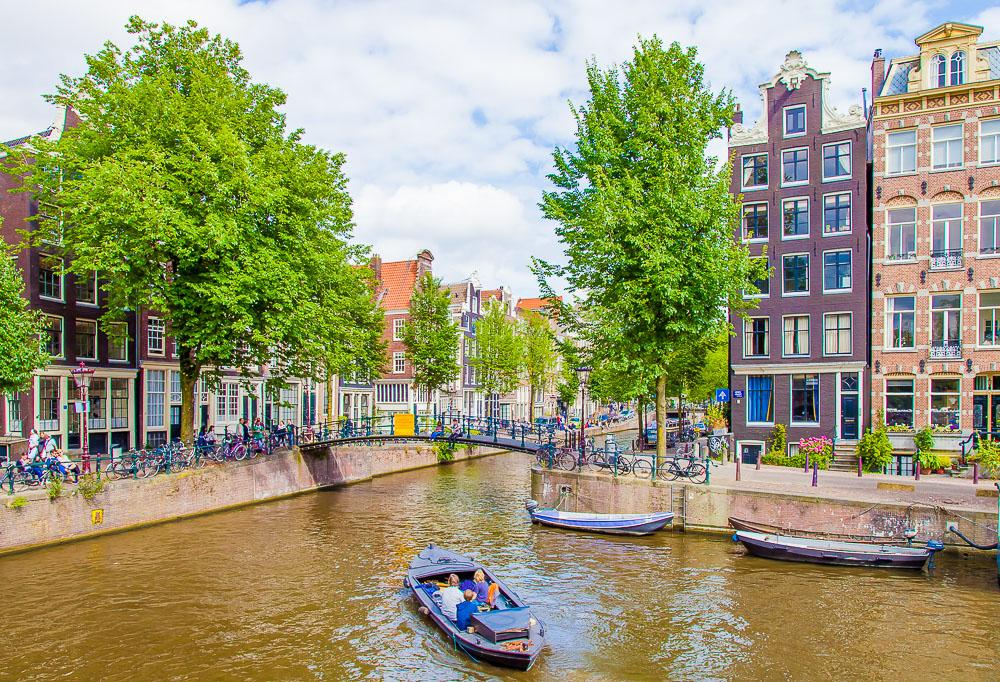 spending a weekend in amsterdam