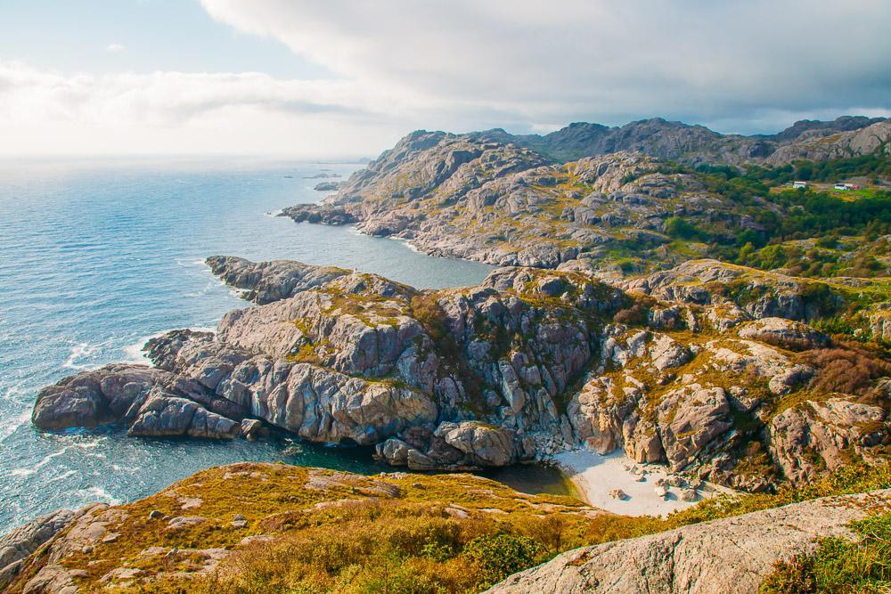 roligheten ana sira flekkefjord norway