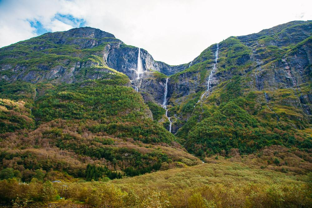 flåm bergen norway road trip