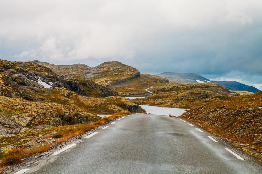 aurlandsfjell bergen norway fjord