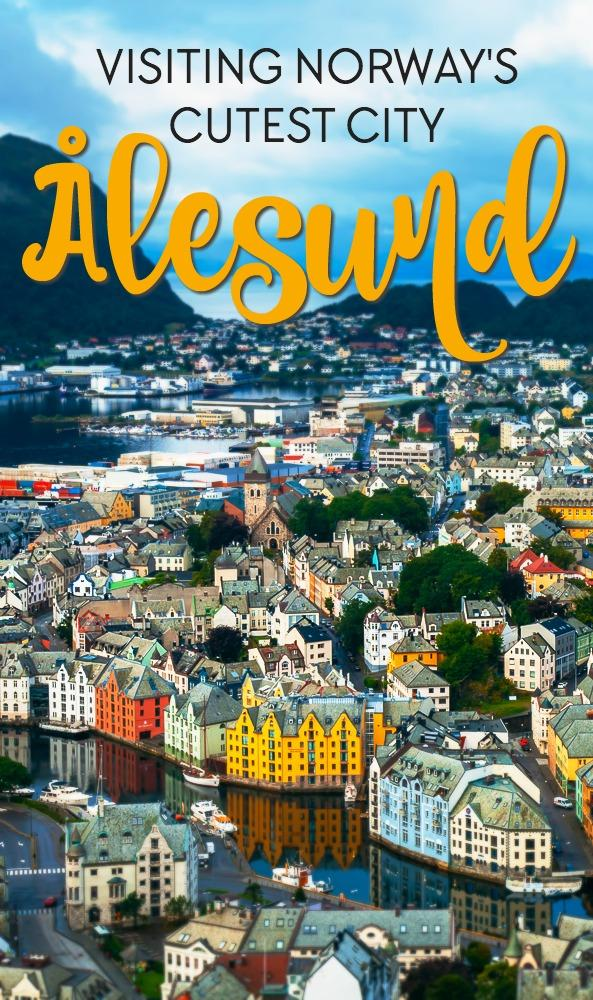 Ålesund is widely regarded as Norway's most beautiful city, and it makes for the perfect base from which to explore some of Norway's beautiful sites, including Geirangerfjord and Trollstigen. Read why you should add it to your Norwegian travel itinerary!