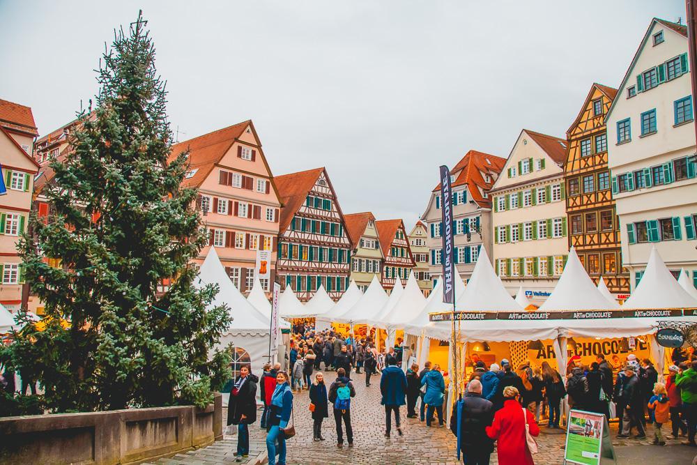 tübingen baden-württemberg chocolart festival