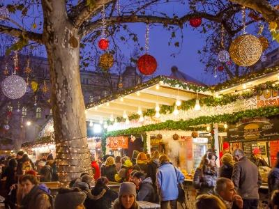 Europe's Prettiest Christmas Markets: Budapest & Bratislava
