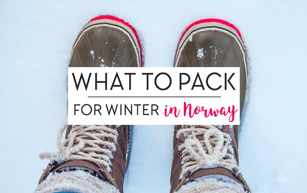3e8127919958 What to Pack for Winter in Norway - Heart My Backpack