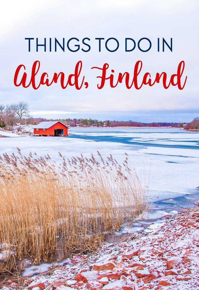 Everything you need to know about what to do on the Åland Islands of Finland - where to eat and stay, what to see, and things to do