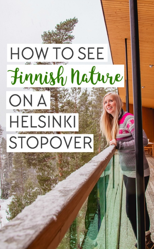 Finnair now offers a free 5-day stopover program in Helsinki - read how you can take advantage of the stopover and get out to explore Finnish nature in Nuuksio National Park in Espoo!