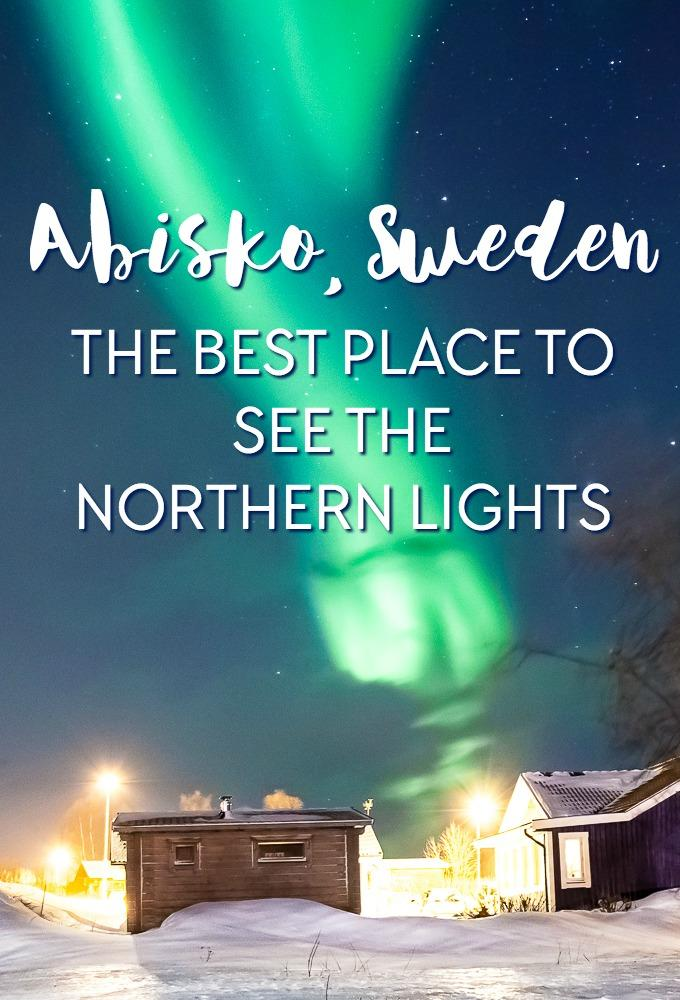 Best Spot See Northern Lights