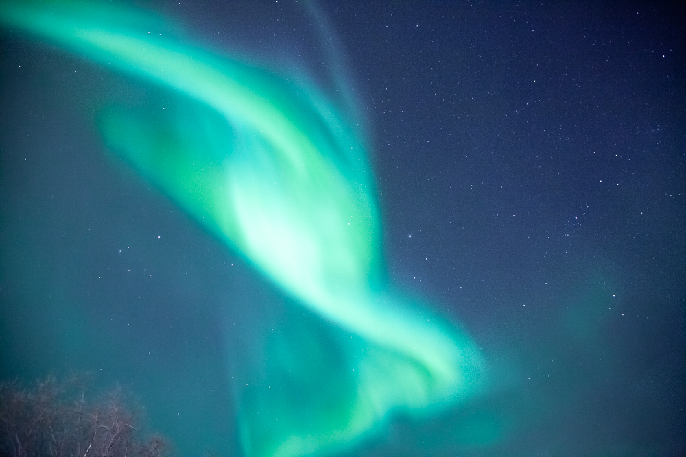 best place northern lights europe abisko sweden aurora photo