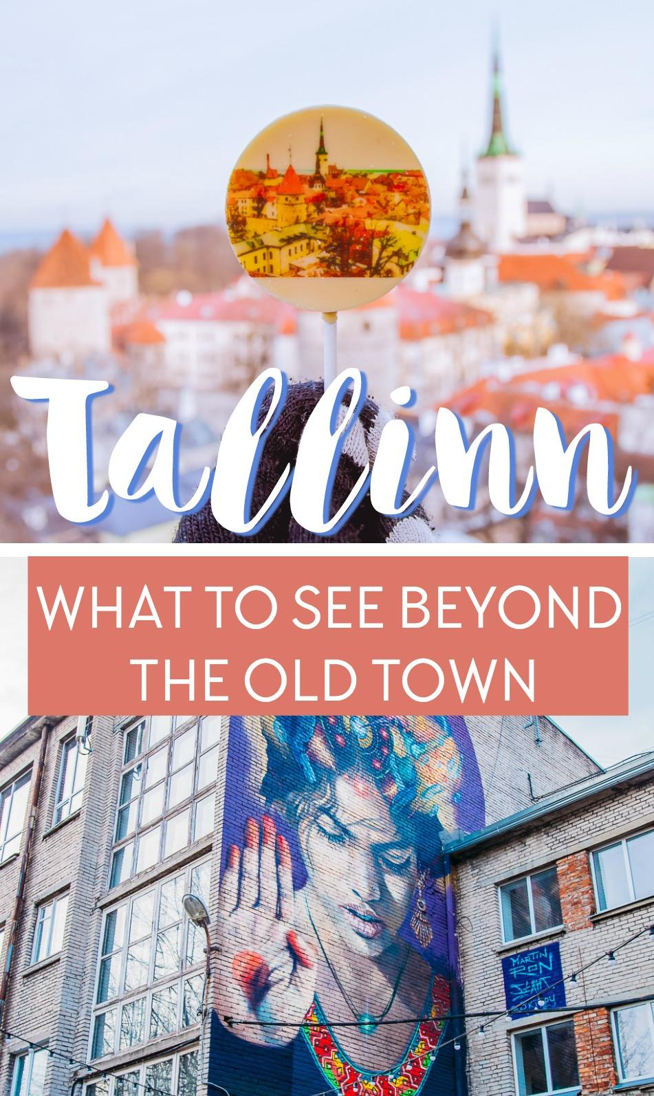 If you're heading on a day (or longer) trip to Tallinn and want to see the city beyond the Old Town, check out Kalamaja and Telliskivi! Here's what you need to check out: