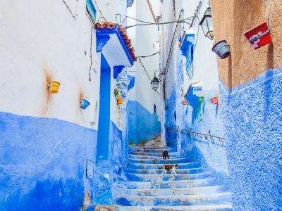 The Truth About Morocco's Blue City, Chefchaouen