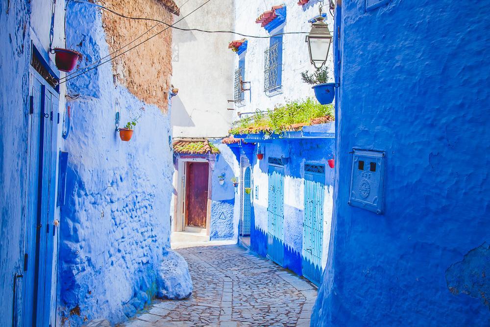 chefchaoen morocco travel blog photo