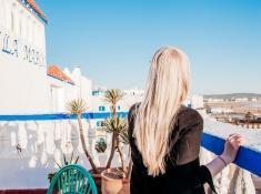 female travel morocco