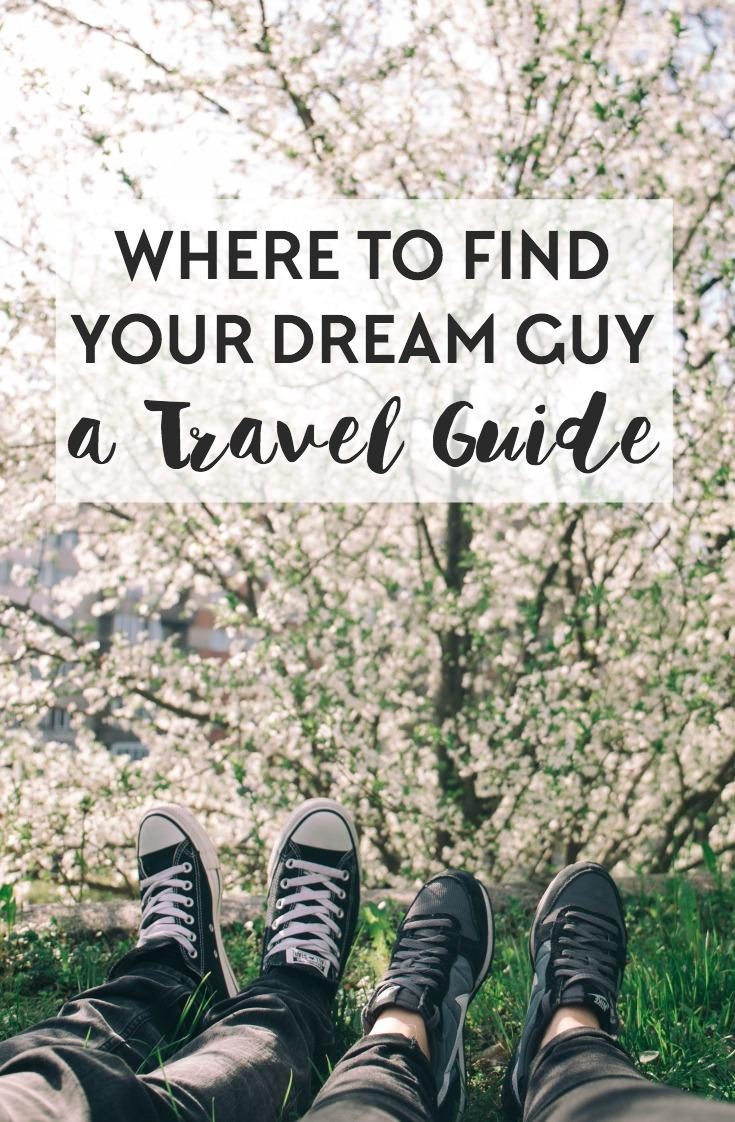 Where to find the guy