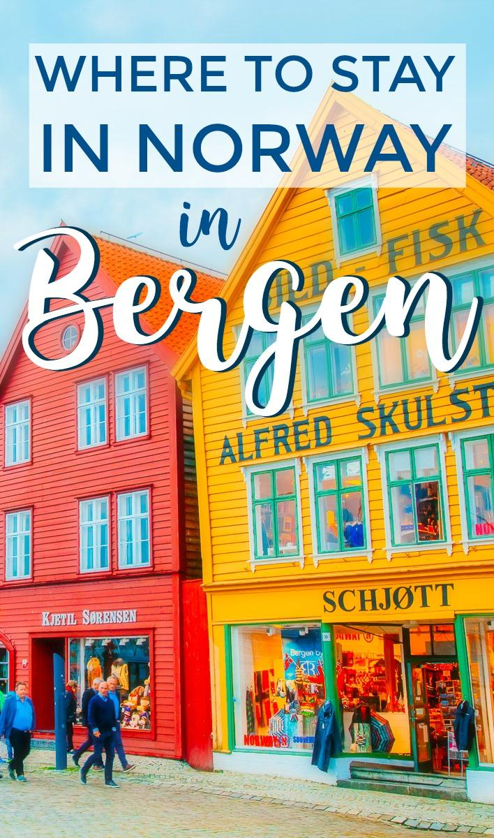 A guide to the best hotels in Bergen for any budget - from luxury to mid-range, boutique, and budget accommodation.