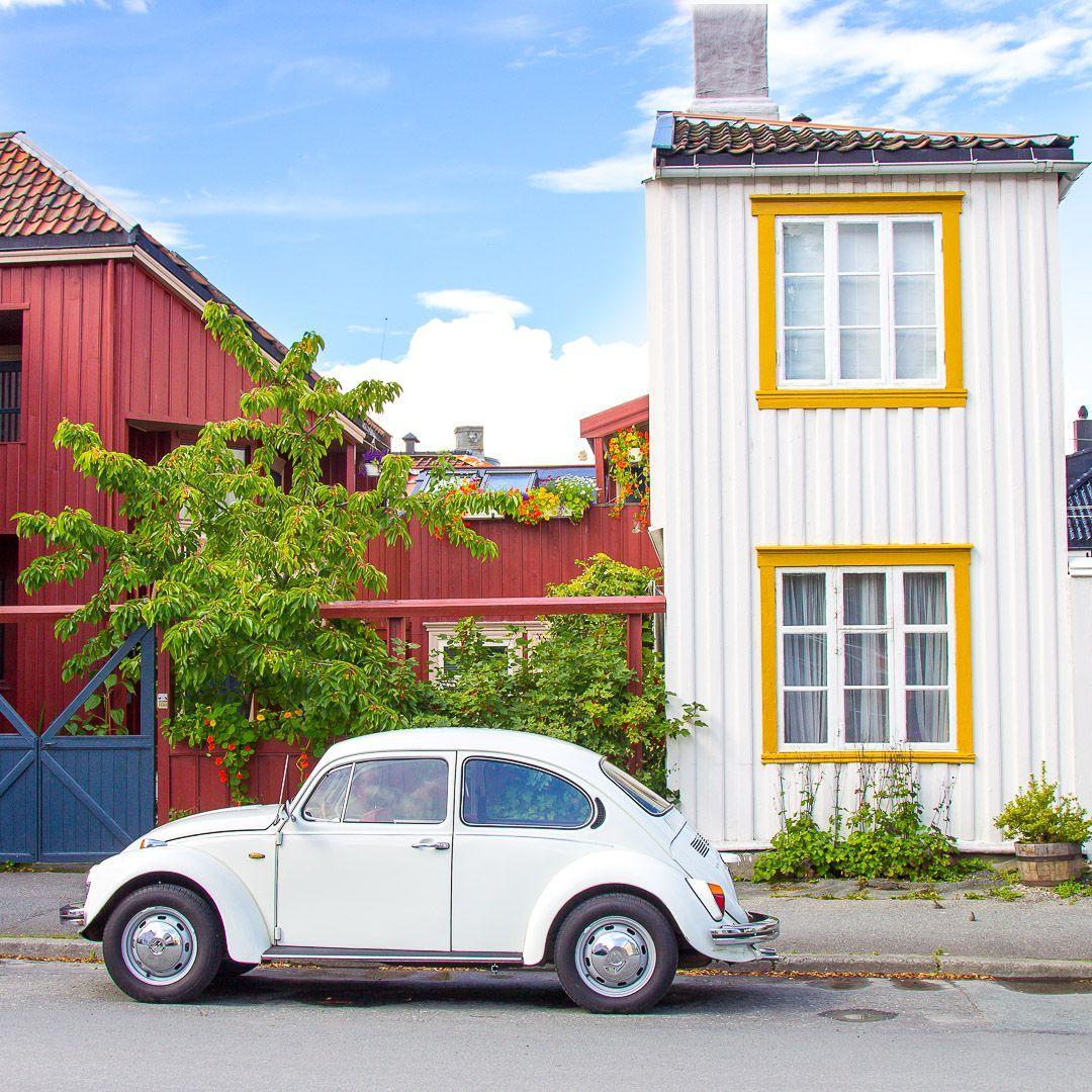 renting a car in trondheim