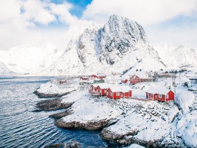 Join Us on a Photography + Blogging Retreat on the Lofoten Islands in October 2018