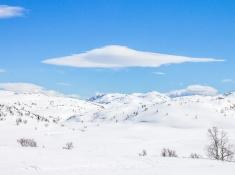 silkedalen rauland telemark norway skiing