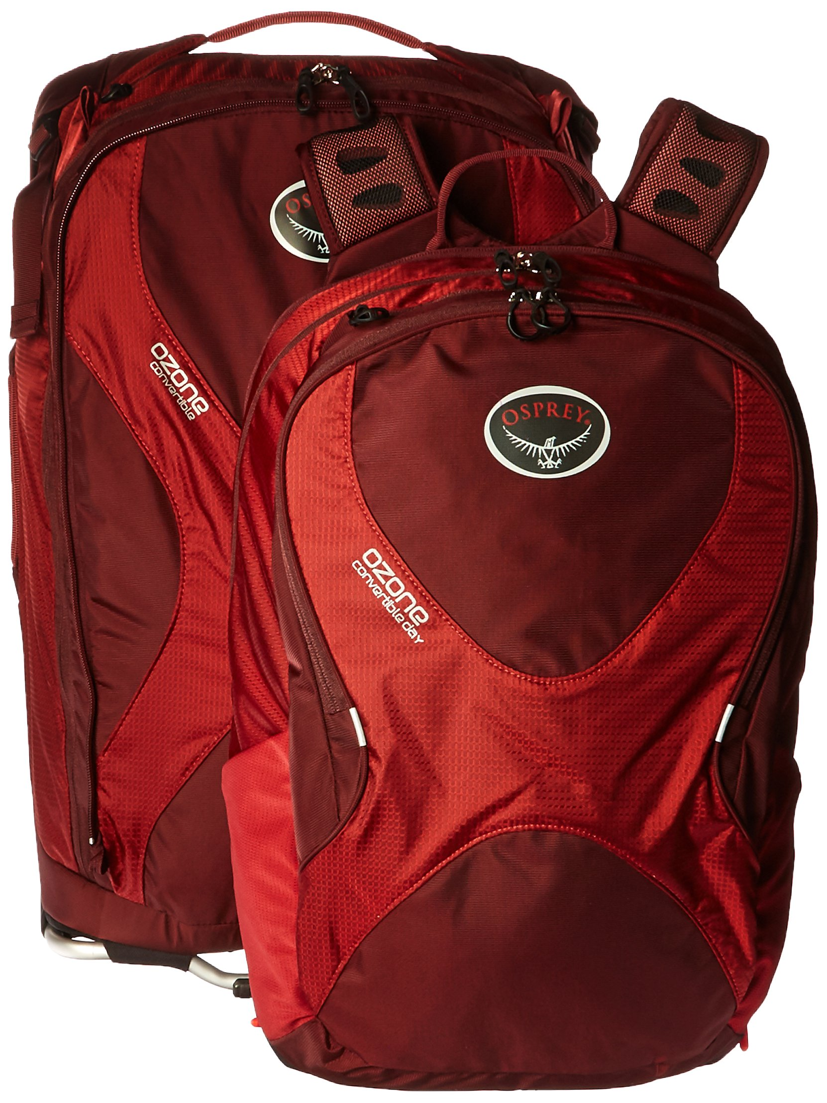 Best Wheeled Backpack for Travel: Osprey Ozone Convertible