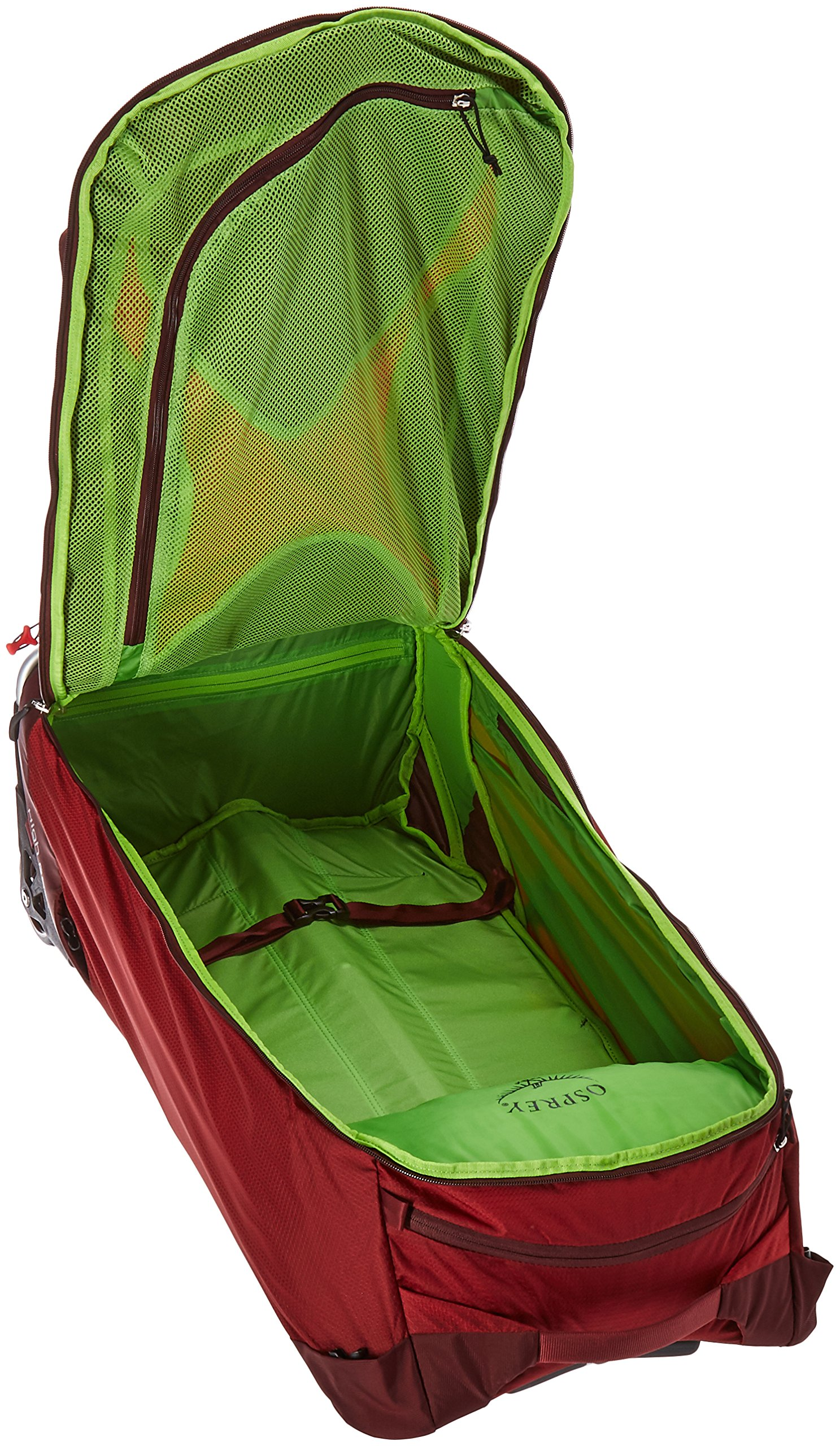Best Wheeled Backpack for Travel  Osprey Ozone Convertible 28