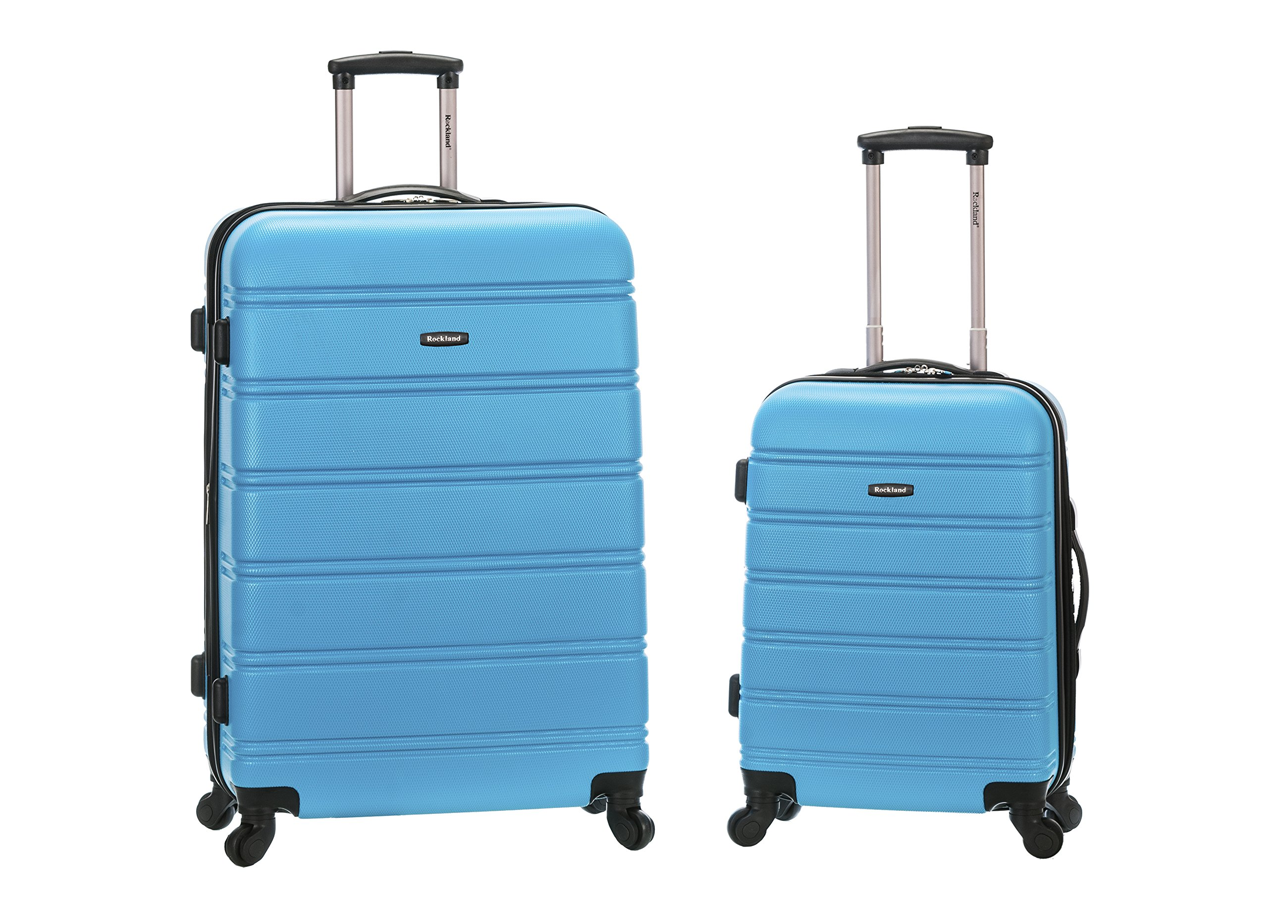 57e45d80c Unbiased Rockland Luggage Review: 20 + 28 Inch Expandable Spinner ...