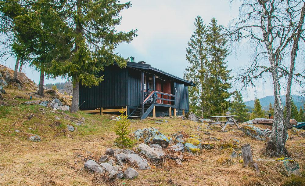 cabin living in norway
