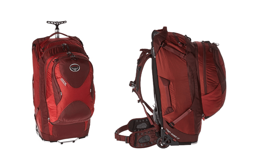 Best Wheeled Backpack for Travel: Osprey