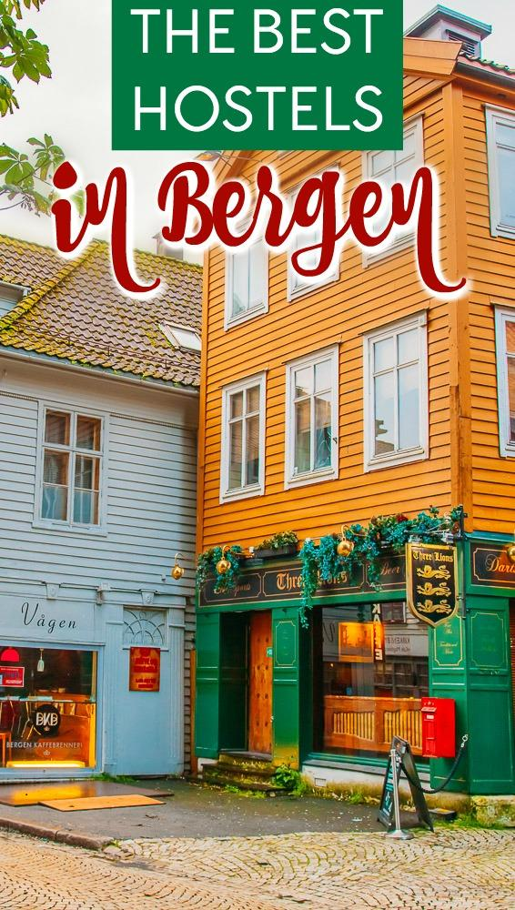 If you're traveling to Bergen, Norway on a budget, here are the top Bergen hostels and budget accommodation.
