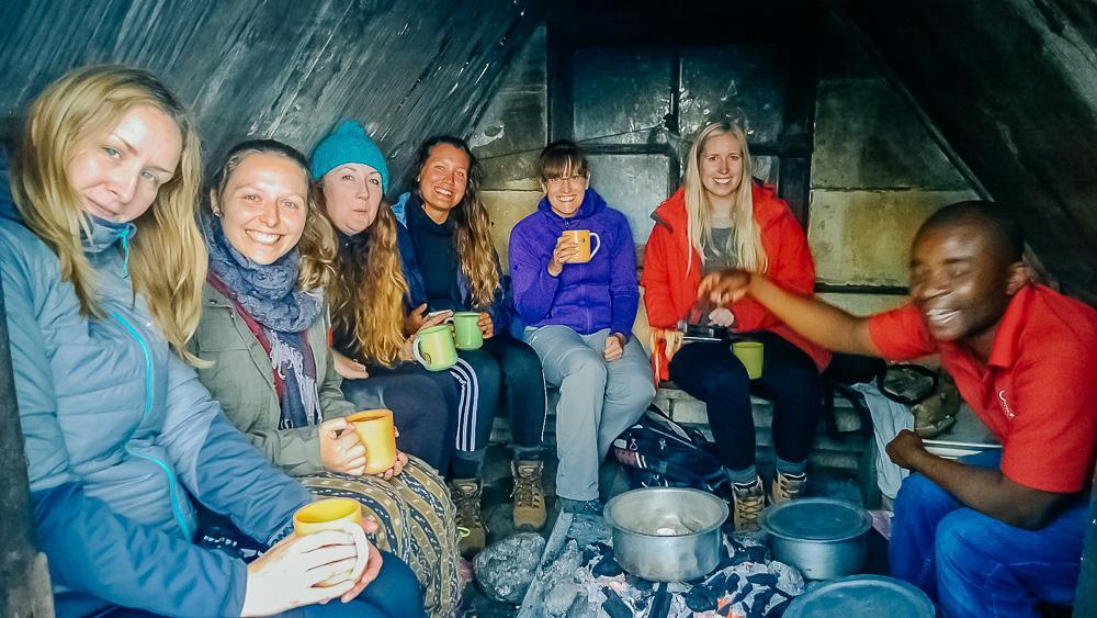 hiking nyiragongo congo travel blog