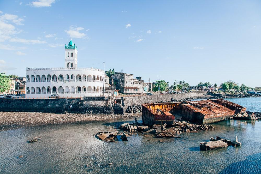 grand mosque du vendredi moroni comoros