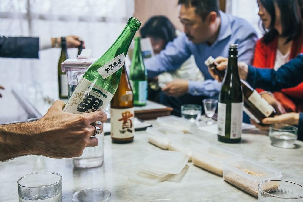 Nagayama-honke Shuzo Sake Brewery