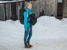 kosan travel pack review backpacking bag