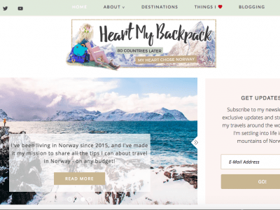 I Celebrated Cyber Monday with a Blog Makeover