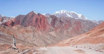 travel off the beaten path pamir highway tajikistan